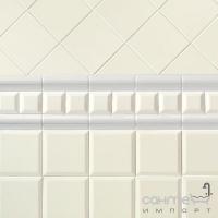 Плитка керамическая соединение для кромки DEVON&DEVON SIMPLY fitting for edge (white) dc2515sBi