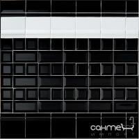 Плитка керамическая фриз DEVON&DEVON SIMPLY end panel (white) dc115VeBi