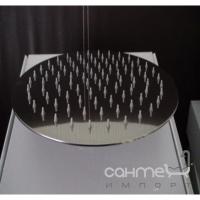 Верхний душ Dorff 200x200 круглый, хромированная нержавеющая сталь