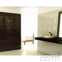 Фриз Serra Seramik LUSH (FANCY) DAMASCO LISTELLO BLACK 7x30