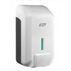 Дозатор наливной для мыла-пены JVD Cleanline Espuma 844478 белый