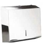 Держатель для всех типов листовых бумажных полотенец V, Z, ZZ сложения JVD Inox 899798 металлик