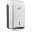 Держатель для листовой туалетной бумаги JVD CleanLine Maxi 899607 белый