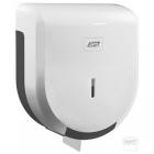 Держатель для туалетной бумаги джамбо JVD CleanLine Jambo 899602 белый