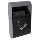 Настенная пепельница JVD 899501 черная