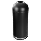 Напольная корзина для мусора на 52 литра JVD 899952 черная