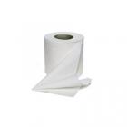 Туалетная бумага  в стандартных рулонах Eco+ 150218 белая