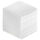 Листовая туалетная бумага Eco+ 150203 белая