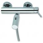 Настенный смеситель для ванны Frande Dalis GM23076C Хром