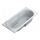 Прямоугольная акриловая ванна SWAN Nikol 160 D.10.160.75