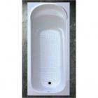 Прямоугольная акриловая ванна с ножками Tender 160x75 белый