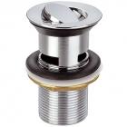 Донный клапан Clever ARA 97122 Хром