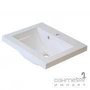 Мебельная раковина Fancy Marble Jody 600x390 1606101 белая