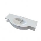 Мебельная раковина Marmite Velvet 600x365 12174121103 белый