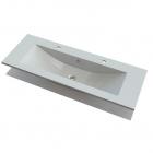 Мебельная раковина Marmite Yrsa 1200x450 12129121203 белый