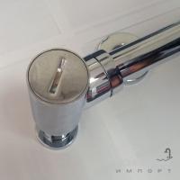 Сифон для раковины латунь Nicoll SAS L3550 хром, укороченный