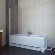 Шторка для ванны левосторонняя KollerPool Waterfall Line QP93
