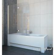 Шторка для ванны левосторонняя KollerPool Waterfall Line QP97