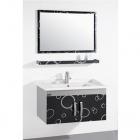 Комплект мебели для ванной комнаты Sansa S084