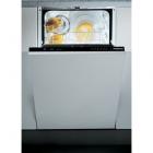 Встраиваемая посудомоечная машина Rosieres RLS 7510-47 черная панель управления