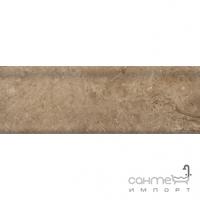 Керамический плинтус 10X29,5 Colorker Aurum Bordura Brown (коричневый)