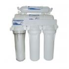 Проточный бытовой фильтр очистки воды 6-и ступенчатый UST-M RO6 12.WFU система обратного осмоса, мембрана 75 галлон