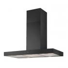Кухонная вытяжка Telma P790 Telmagranit 30 DQ Black (черный)