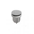 Донный клапан для раковины с переливом Globo FI012CR хром