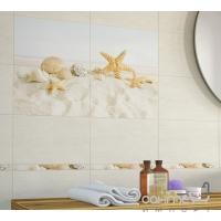 Фриз 250х60 Golden Tile Summer Stone Holiday (ракушки, песок) В41351