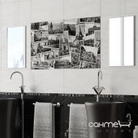 Фриз настенный 30х600 Golden Tile Absolute Collage (фото-коллаж) Г20351