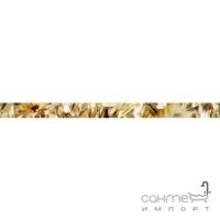 Фриз цветочный 4,8x75 Ceramika Color Sabbia Listwa