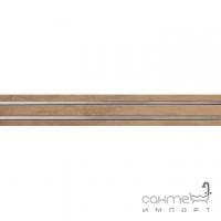Фриз 10,5x75 Ceramika Color Listwa Terra Brown (коричневый)