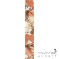 Фриз 6x40 Ceramika Color Listwa Aquarella Coral (коралловый)