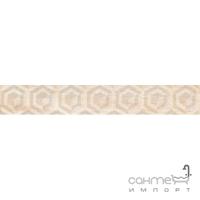 Фриз 5,5x40 Ceramika Color Listwa Manuel (бежевая, под дерево)
