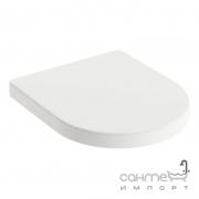 Сидение с крышкой Ravak WC Chrome X01451 с микролифтом
