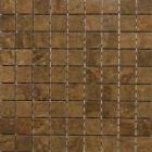 Мозаика 300х300 Graniser Benison Brio Bronz Mosaic (коричневая)