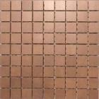Мозаика 300х300 Graniser Benison Teraspite Brown Mosaic (коричневая)