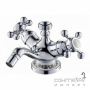 Смеситель для биде Devit Charlestone Ceramic 80516142 хром