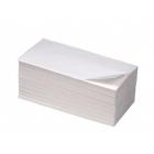 Бумажные полотенца V-сложения Eco+ 150110 белые