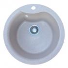 Гранитная кухонная мойка Forward Ego Round цвета в ассортименте