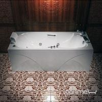 Гидромассажная ванна с врезным смесителем Triton Персей