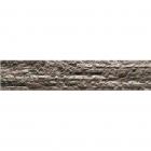 Плитка настенная, фасадная 10x50 Mijares TEBAS MARRON (коричневая, под камень)