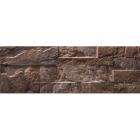 Плитка настенная, фасадная 15x45 Mijares CARTAGO MARRON (коричневая, под камень)
