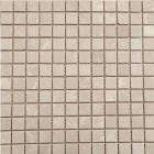 Мозаика 30,5x30,5 (1,5x1,5) Veromar CREMA MARFIL POLISHED RM-15-217 (бежевая)