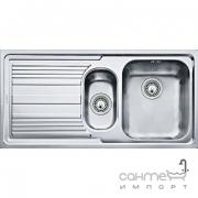 Кухонная мойка Franke Logica Line LLL 651 крыло слева 101.0381.836 декор