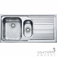 Кухонная мойка Franke Logica Line LLL 651 крыло справа 101.0381.837 декор