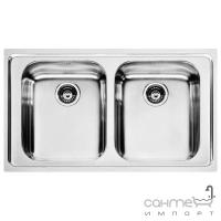 Кухонная мойка Franke Logica Line LOL 620-79 101.0381.839 декор