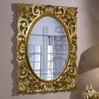Зеркало Claudio Di Biase 7.0156-L-O золото