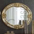 Зеркало Claudio Di Biase 7.0159-L-SG золото/серебро