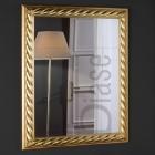 Зеркало Claudio Di Biase 9.1905F0002/3-B-O золото